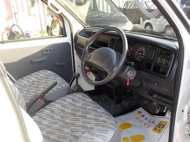 ダイハツ ハイゼットカーゴ スペシャル F5速 エアコン パワステ 一年保証