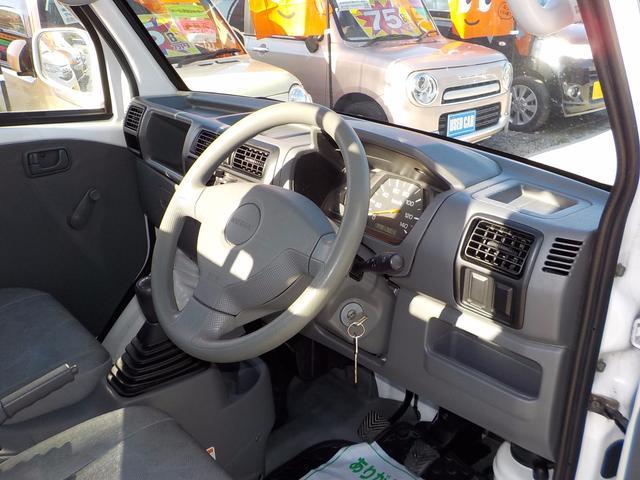 日産 クリッパートラック DX F5速 エアコン パワステ エアバッグ 一年保証