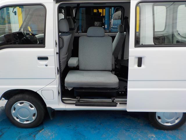 スバル サンバーバン ディアス リフトアップシート付 福祉介護車 一年保証
