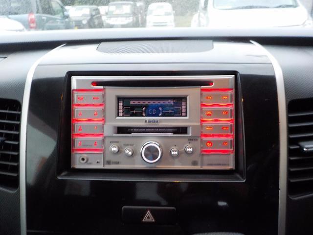 スズキ ワゴンRスティングレー X スマキー ETC HID CD ABS 一年保証