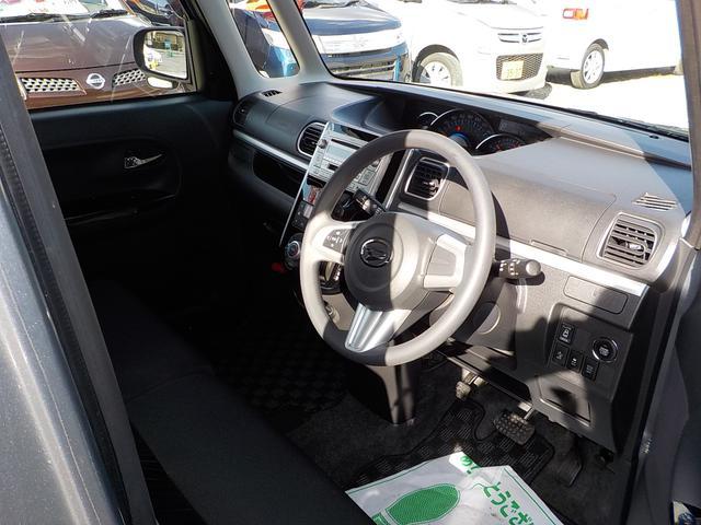 ダイハツ タント カスタムX SA スマキー レーダーブレーキ パワスラ