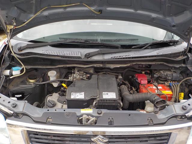 スズキ ワゴンR FX-Sリミテッド キーレス アルミ タイミングチェーン
