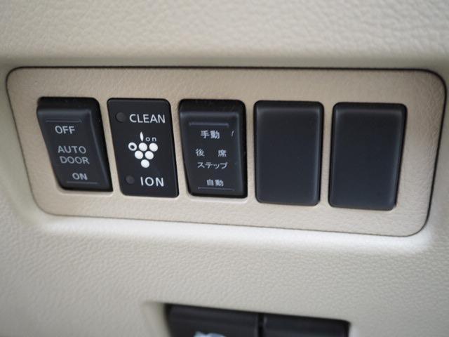 日産 セレナ 福祉車両 車高低下式スローパー8人乗り  オートステップ付き