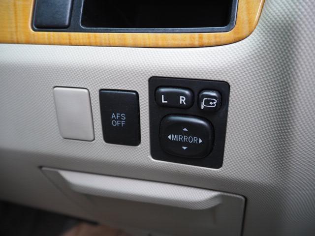 トヨタ エスティマ G 福祉車両 サイドリフトアップシート 純正HDDナビ