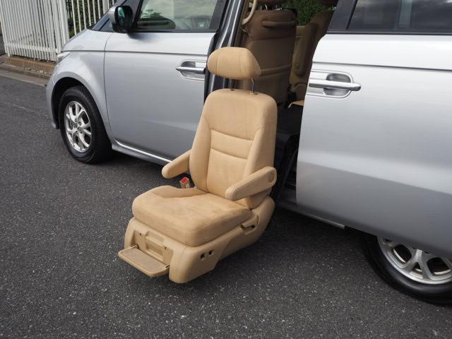 MX 福祉車両 全自動サイドリフトアップシート 7人乗り(2枚目)