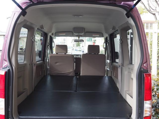 スズキ エブリイワゴン JP 車中泊 軽キャンピング仕様 蓄電池 外部電源
