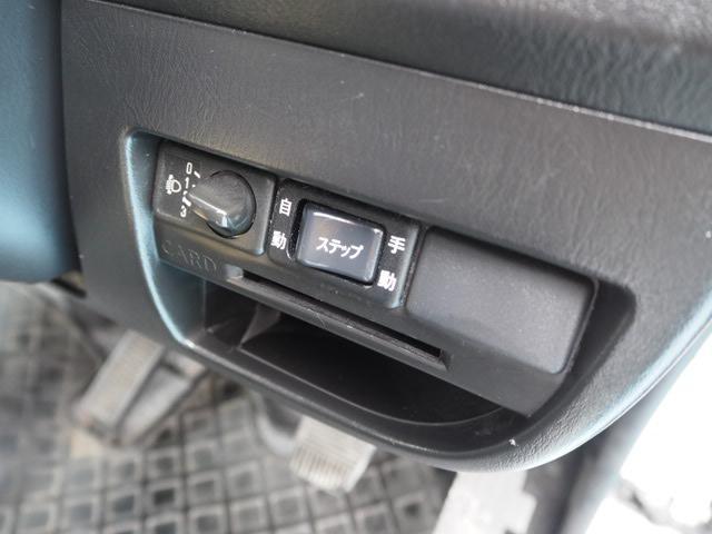チェアキャブ 福祉車両 車椅子2名+8名乗 リヤー電動リフト(7枚目)