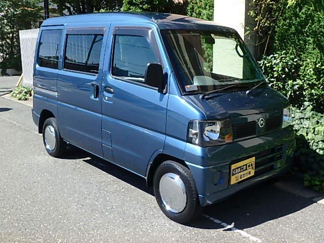 「日産」「クリッパーバン」「軽自動車」「東京都」の中古車32