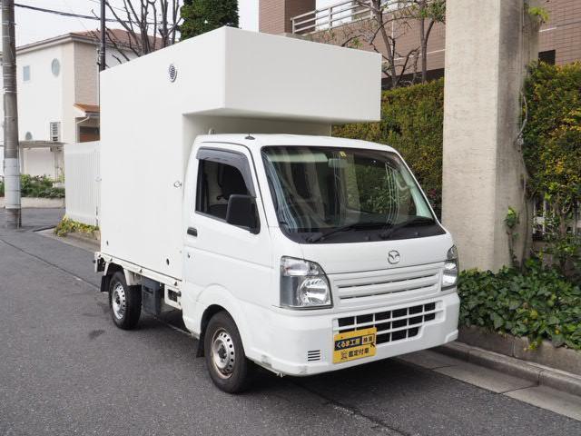 「マツダ」「スクラムトラック」「トラック」「東京都」の中古車16