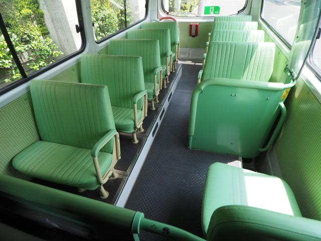 幼児バス ディゼルターボ 大人5人幼児18人 オートステップ(3枚目)