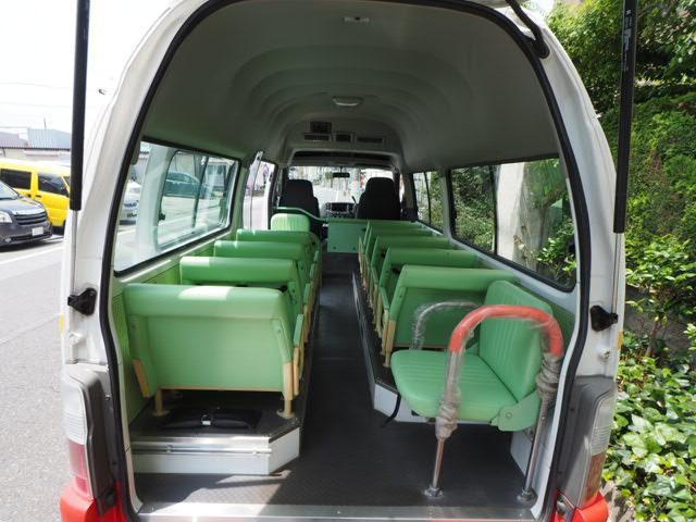 幼児バス ディゼルターボ 大人5人幼児18人 オートステップ(4枚目)