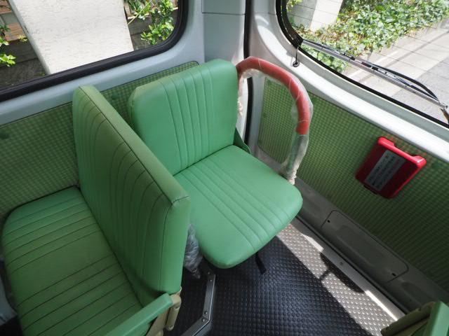 幼児バス ディゼルターボ 大人5人幼児18人 オートステップ(5枚目)