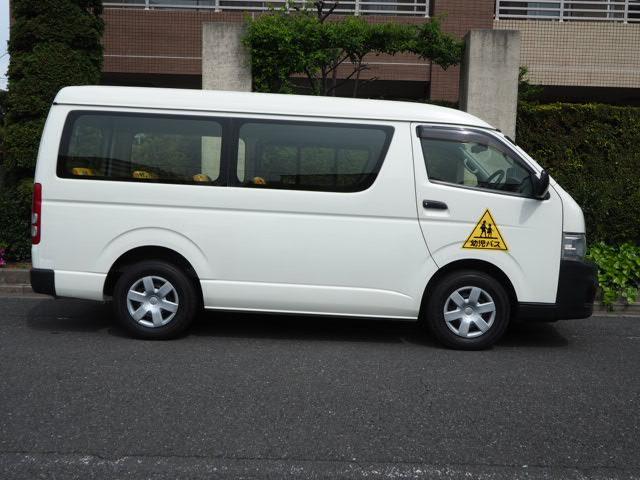 幼児バス 園児バス スクールバス 普通免許 大人2人幼児12人乗り オートステップ 非常口(22枚目)