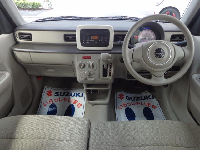 スズキ アルトラパン L レーダーブレーキサポート アイドリングストップ