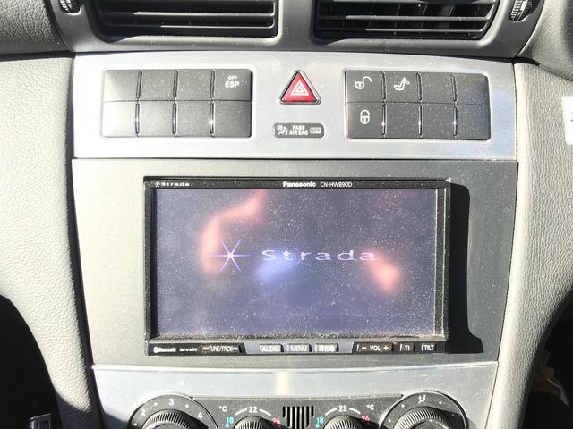 メルセデス・ベンツ M・ベンツ C180コンプレッサー アバンギャルドLTD 車外HDDナビ