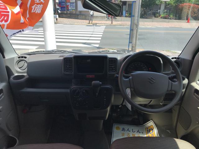 PAリミテッド 軽自動車 自動ブレーキ インパネ4AT(9枚目)