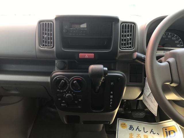 PAリミテッド 軽自動車 自動ブレーキ インパネ4AT(12枚目)