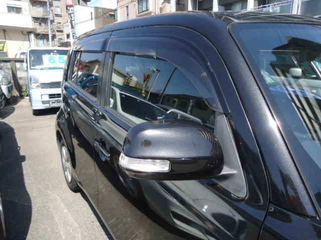 トヨタ bB S キーレス