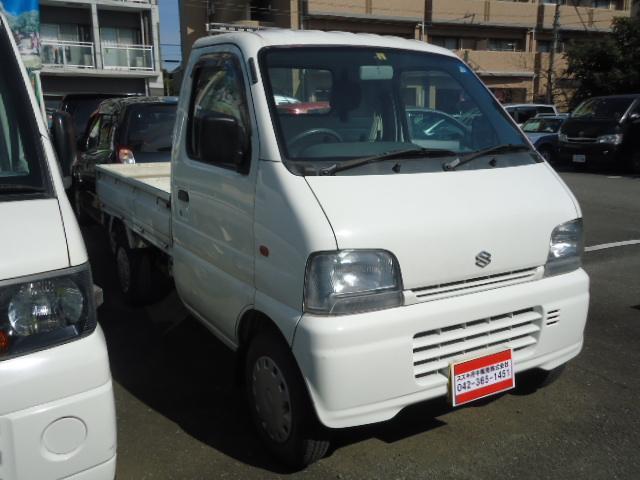 ☆スズキ府中販売の展示車両は国家資格保有の整備士が厳正に車両状態を検査・整備をしております!更に第3者機関の日本自動車鑑定協会の鑑定を実施し、鑑定書・実走行証明をお付けしての販売です♪