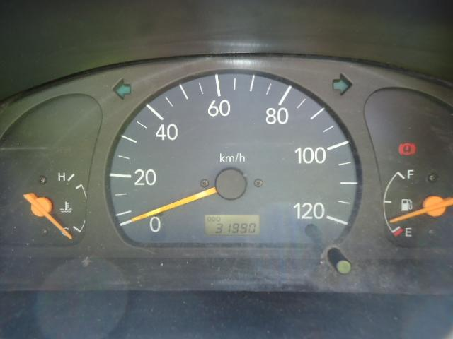 ☆実走行のメーターです♪走行距離管理チェックシステムにて確認済み♪安心ですね♪さらに整備点検記録簿もある安心のお車です☆
