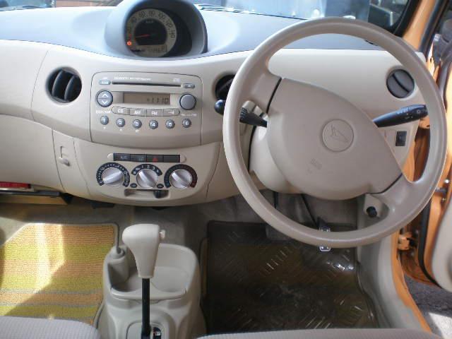 ダイハツ エッセ L 走行5.2万KM キーレス 社外13AW CD Dミラー
