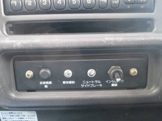 高所作業車 7m SH07A MT5速 ディーゼル(11枚目)