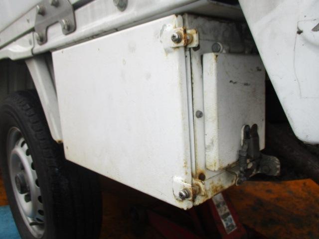 三菱 ミニキャブトラック 冷蔵冷凍車 -5℃表示スタンバイ付き
