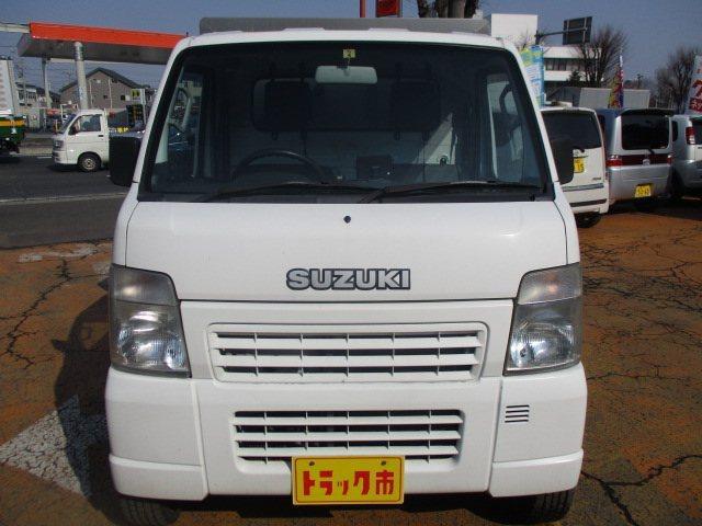 スズキ キャリイトラック 冷蔵冷凍車-5℃表示4WD
