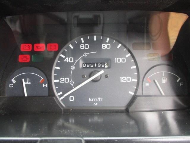 冷蔵冷凍車 -5℃表示 4WD 両開き(5枚目)