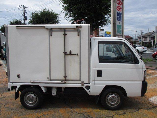 冷蔵冷凍車 -5℃表示 4WD 両開き(11枚目)
