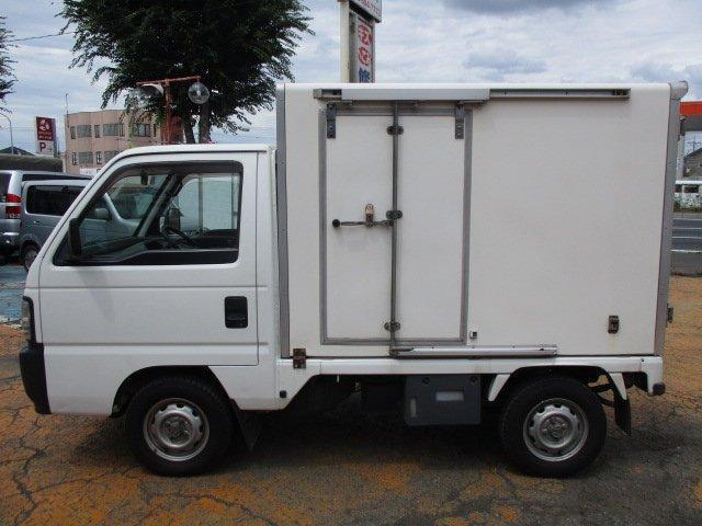冷蔵冷凍車 -5℃表示 4WD 両開き(18枚目)