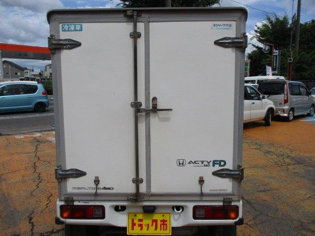 冷蔵冷凍車 -5℃表示 4WD 両開き(19枚目)