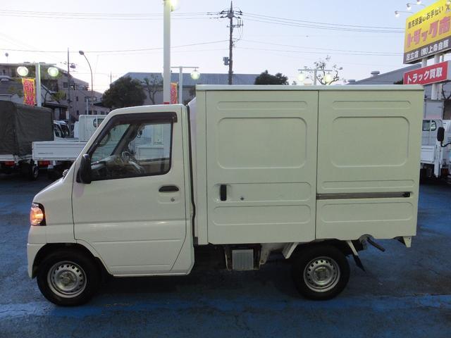 三菱 ミニキャブトラック 0.35tパネルバン