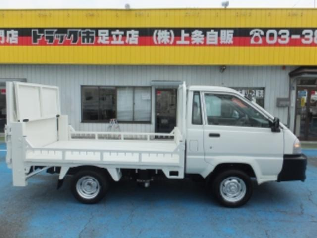 トヨタ タウンエーストラック 0.75tSシングルジャストロー垂直PG400kg