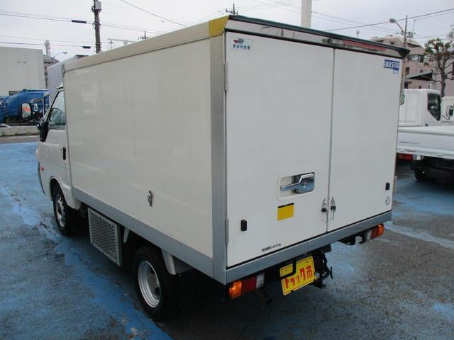 0.85tスーパーローダブル中温冷凍車(13枚目)