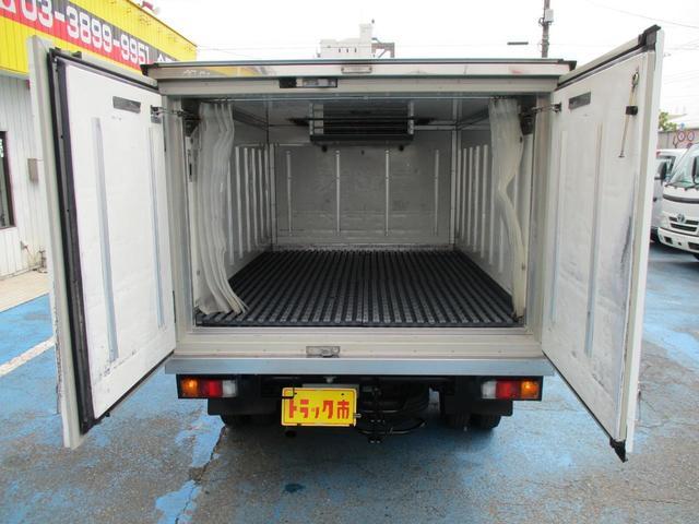 0.85tスーパーローダブル中温冷凍車(15枚目)