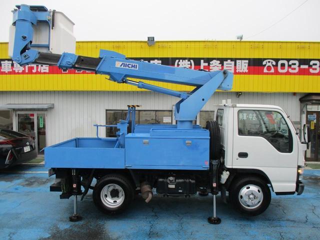 0.5t標準 高床 高所作業車 9.7m(17枚目)