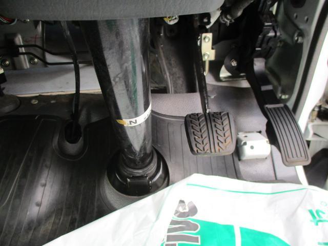 ロングスーパーローDX 1.0tロングスーパーローダブルタイヤスティール荷台(28枚目)