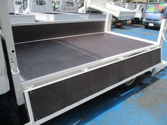 全低床 2.0t全低床 垂直ゲート600kg テーブル1150mm 木製荷台 10尺ボディー(21枚目)