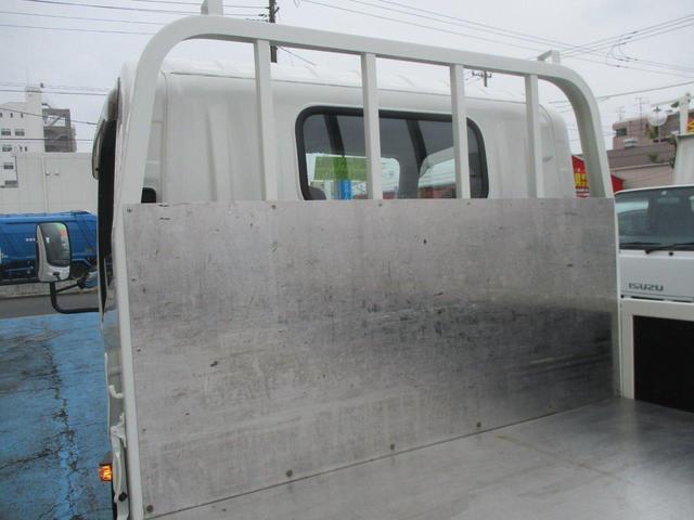 3.0tセミロング 高床 垂直PG600kg カスタム 木製荷台 床 鳥居下部鉄板張 オートAC CD(14枚目)