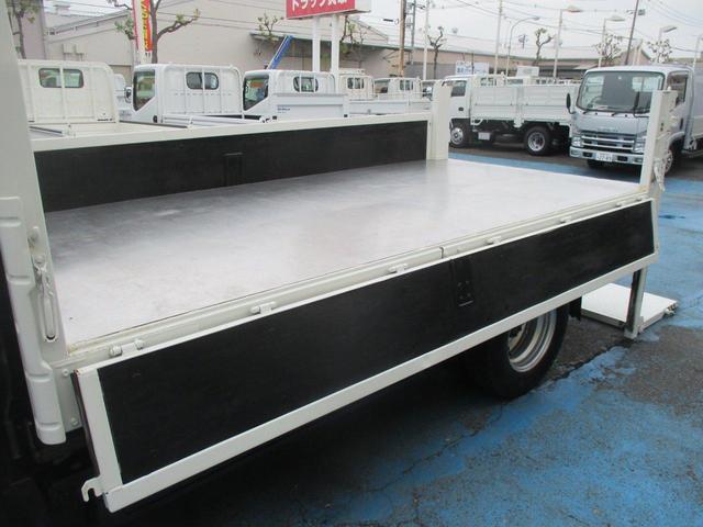 3.0tセミロング 高床 垂直PG600kg カスタム 木製荷台 床 鳥居下部鉄板張 オートAC CD(15枚目)