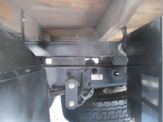 3.0tセミロング 高床 垂直PG600kg カスタム 木製荷台 床 鳥居下部鉄板張 オートAC CD(26枚目)