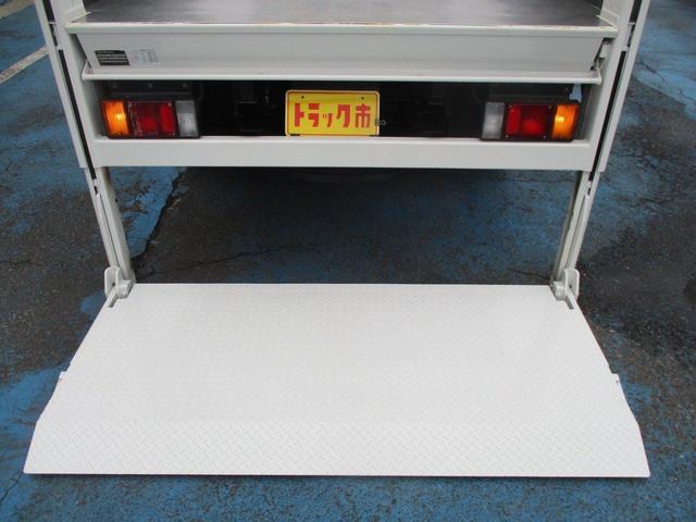 3.0tセミロング 高床 垂直PG600kg カスタム 木製荷台 床 鳥居下部鉄板張 オートAC CD(55枚目)