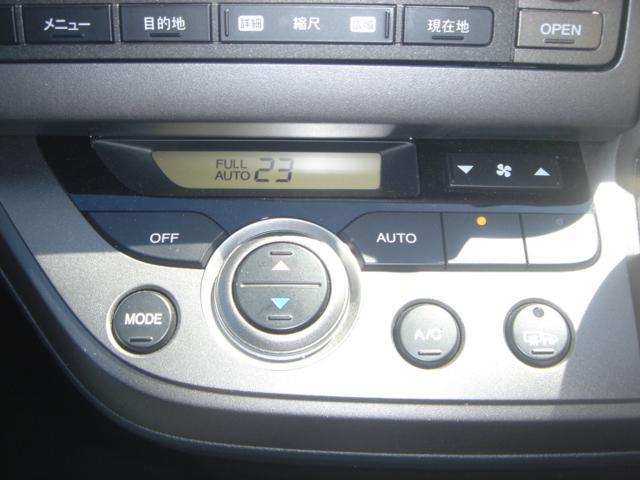 RSZ特別仕様車 HDDナビエディション HDDナビ・Rカメラ・HID・ETC・純正AW・無限グリル・無限バイザー・ステアリングスイッチ・革巻きステアリング・パドルシフト・ミュージックサーバー・記録簿・ワンオーナー車(23枚目)