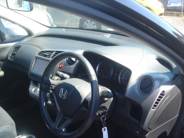 RSZ特別仕様車 HDDナビエディション HDDナビ・Rカメラ・HID・ETC・純正AW・無限グリル・無限バイザー・ステアリングスイッチ・革巻きステアリング・パドルシフト・ミュージックサーバー・記録簿・ワンオーナー車(42枚目)