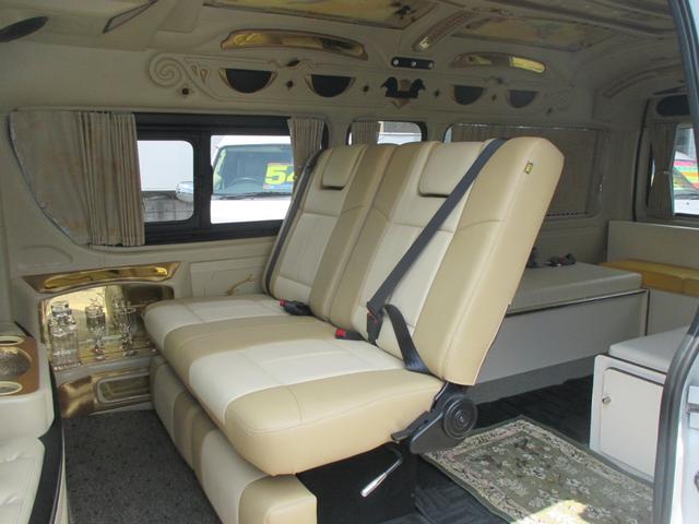 トヨタ ハイエースワゴン グランドキャビン YONCHAROENVIPフルコンプリート