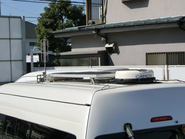 トヨタ ハイエースワゴン キャンピング かーいんてりあ高橋製 内装リニューアル済