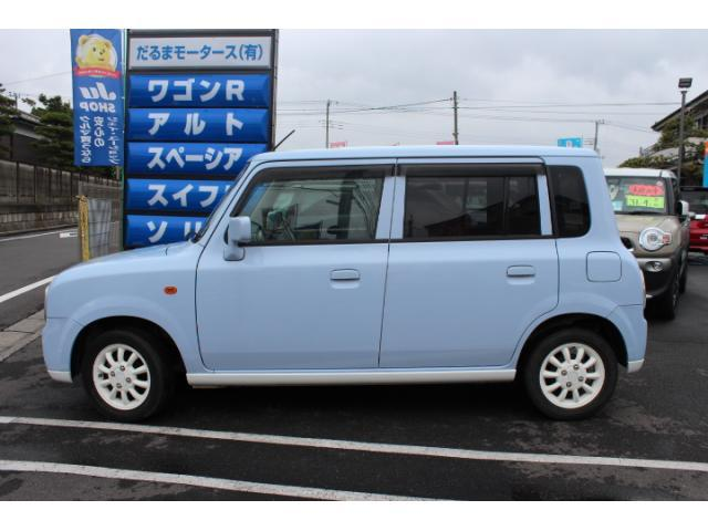 「スズキ」「アルトラパン」「軽自動車」「東京都」の中古車5
