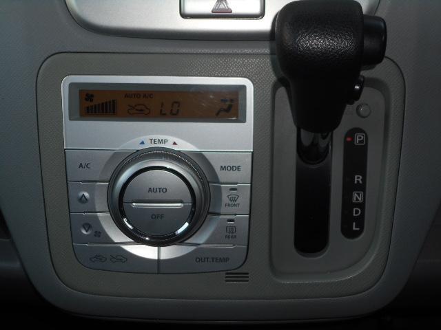 スズキ ワゴンR FXリミテッド キーフリー プッシュスタート