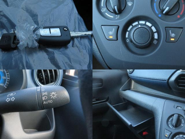 M 届出済未使用車 LEDライト 衝突軽減B 車線逸脱警報S(7枚目)